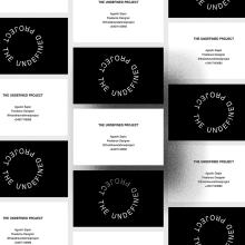 The Undefined project. Um projeto de Br, ing e Identidade, Web design, Desenvolvimento Web e Mobile design de Agustin Sapio - 03.09.2019