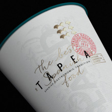 TAPEA. Un proyecto de 3D, Dirección de arte, Br e ing e Identidad de David Espinosa - 06.09.2019