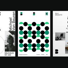 Branding Bamburen Bambú Haus. Un proyecto de Dirección de arte, Br, ing e Identidad y Diseño editorial de Alejandro Chantré - 07.09.2019