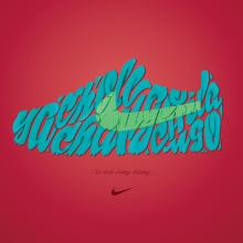 Nike Cortez - 40 años. Un proyecto de Tipografía y Lettering de Andrés Ochoa - 15.09.2019