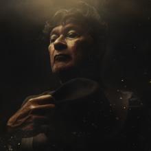 Retratos de Robbie Robertson. Un proyecto de Postproducción, Fotografía de retrato y Fotografía artística de Silvia Grav - 18.09.2019