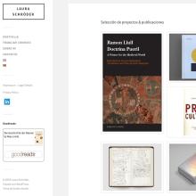 Mi Proyecto del curso: Portfolio professional. Un proyecto de Diseño editorial, Escritura, Cop y writing de Laura Schröder - 18.09.2019