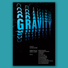 Carteles tipográficos experimentales.. A Grafikdesign, T, pografie und Kino project by BlueTypo - 23.08.2019