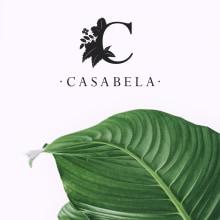 Casabela. Un proyecto de Diseño gráfico, Diseño Web y Redes Sociales de Levulevú - 24.09.2019