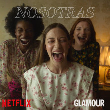 Nosotras. Fashion film para Netflix y Glamour. Un proyecto de Cine, vídeo, televisión, Moda, Vídeo, Televisión y Fotografía de moda de David Tembleque - 28.09.2019