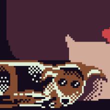 Mila's dream. Un proyecto de Ilustración digital, Pixel art y Videojuegos de Isi Cano - 02.08.2019