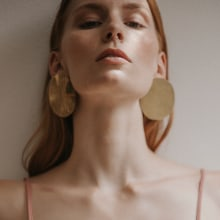 Retratos Kirah. Un proyecto de Fotografía de moda y Fotografía artística de Marcela Cerbon - 08.10.2019