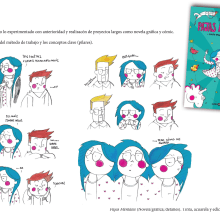 Cómic Pajas Mentales. A Illustration, Comic, and Cartoon project by Sara Jotabé - 01.09.2016