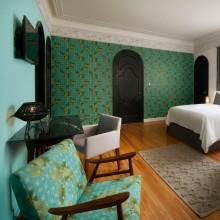 Diseño de estampados / Pug Seal Hotel. Un proyecto de Diseño gráfico, Diseño de interiores y Estampación de Carla Qua - 18.10.2019