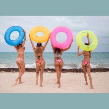 Diseño de estampados / Paraiba Beachwear. Un proyecto de Diseño gráfico, Diseño de moda y Estampación de Carla Qua - 18.10.2019