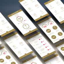 EXCALIBUR. Un proyecto de UI / UX, Dirección de arte, Br, ing e Identidad, Desarrollo Web y Diseño de iconos de Julio Pinilla - 27.02.2017