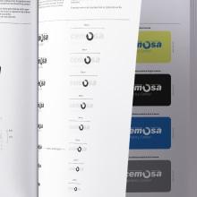 Cemosa® Ingeniería y Control. Um projeto de Br, ing e Identidade, Marketing e Marketing de conteúdo de Jose Antonio Jiménez Macías - 25.10.2019