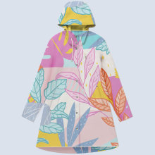 Zoe raincoat. A Musterdesign und Prägung project by Ana Blooms - 25.10.2019