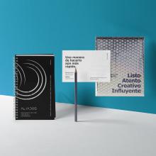 ALIADOS . Un proyecto de Br, ing e Identidad, Diseño Web y Diseño de logotipos de Julio Pinilla - 21.10.2019