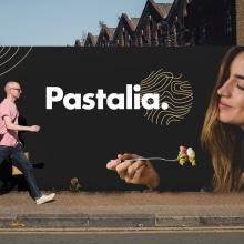 Pastalia. A Design, Advertising, Br, ing, Identit, Web Development, and Portfolio Development project by { skema } - 11.01.2019