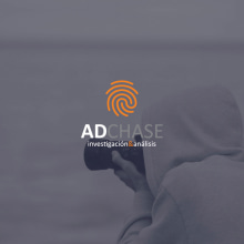 AD Chase. A Web Design project by Laura Alonso Araguas - 11.04.2017