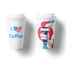 Kindness USA 2026. A Kunstleitung, Br, ing und Identität, Vektorillustration und Icon-Design project by Hermes Mazali - 06.11.2019