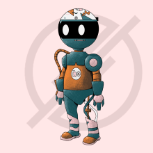 Proyecto de metodología y conceptualización para el diseño de personajes - Spike. Un proyecto de Ilustración, Diseño de personajes e Ilustración digital de Samuel Juan Lora - 06.11.2019
