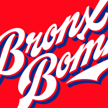 Budweiser Lettering. A Lettering project by Sindy Ethel - 11.12.2019