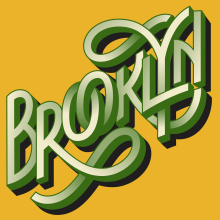 The Washington Post - Brooklyn. A Illustration, Graphic Design, and Lettering project by Sindy Ethel - 11.12.2019
