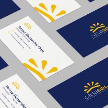 Branding Casa Sol. A Br, ing & Identit project by Rodrigo Pizarro - 11.13.2019