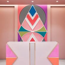 Dolores Promesas. Um projeto de Design de móveis, Design de interiores e Decoração de interiores de Miriam Alía - 15.11.2019