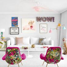 Vivienda en Mirasierra. Um projeto de Design de móveis, Design de interiores e Decoração de interiores de Miriam Alía - 15.11.2019