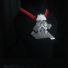 Medallas Maratón y Medio Maratón CDMX. Un proyecto de 3D, Modelado 3D y Diseño 3D de Oscar Fernando De Jesús Ríos - 19.11.2019