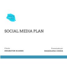 Mi Proyecto del curso: Estrategia de comunicación para redes sociales. Un projet de Développement web, Réseaux Sociaux, Instagram , et Marketing pour Facebook de Magdalena Choda - 21.11.2019
