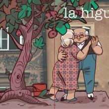 Mi Proyecto del curso: Ilustración digital para cuentos infantiles. Un proyecto de Ilustración e Ilustración digital de Elena Castillo - 22.11.2019