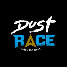 Dust Race - LOGOTIPO. Un proyecto de Diseño, Dirección de arte, Br, ing e Identidad, Diseño de iconos, Diseño de carteles y Diseño de logotipos de Javier Gómez Ferrero - 24.09.2018