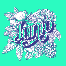 Junio 2018. A Editorial Design, Lighting Design, Lettering, and Digital Lettering project by Simón Londoño Sierra - 01.15.2018