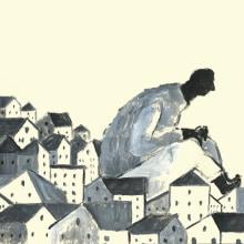 ALGUNOS ACRÍLICOS. A Illustration, Schrift und Zeichnung project by Roger Ycaza - 03.12.2019