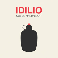 IDILIO. A Graphic Design, Illustration, and Vector Illustration project by Sub/Lup Design - 12.05.2012