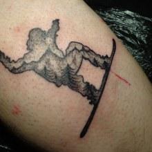 Mi Proyecto del curso: Tatuaje para principiantes. Un proyecto de Ilustración, Dibujo y Diseño de tatuajes de Emilia Gomez - 11.12.2019