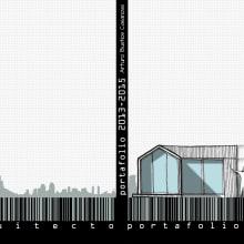 Portafolio 2013-2015. A Digitale Architektur und 3-D-Design project by Arturo Bustíos Casanova - 16.12.2019