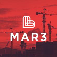 MAR3 | Rebranding. A Kunstleitung, Br, ing und Identität, Grafikdesign und Digitales Marketing project by Daniel Torres - 17.12.2019