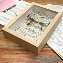 Los anteojos del abuelo. Un proyecto de Diseño de interiores de El Pez Enmarcado - 20.12.2019