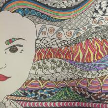 Cuaderno de dibujo _ Proyecto final de curso. Um projeto de Esboçado de Maria D. Pitarch - 27.12.2019