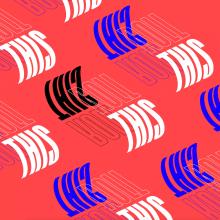 My project in Animation for Typographic Compositions course. Un proyecto de Diseño, Motion Graphics, Diseño gráfico, Tipografía, Animación 2D y Animación 3D de Alessio Maisano - 02.01.2020