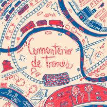 Cementerio de trenes. Un proyecto de Cómic de María Florencia Evdemon - 03.01.2020