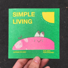 Simple Living. A Illustration project by Alfonso De Anda - 04.11.2019