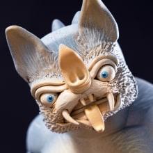 BAT. Un proyecto de Escultura e Ilustración de Mitote Rodela - 20.01.2020