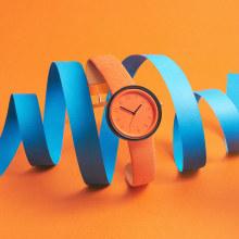 Time after Time. Um projeto de Fotografia, Papercraft, Retoque fotográfico, Fotografia do produto, Fotografia de estúdio, Fotografia artística e  Fotografia publicitária de Sand Ripoll - 27.01.2020