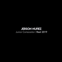 Showreel VFX Compositor. A Film, Video, and TV project by Jerson Nuñez - 01.29.2020