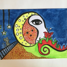Mi Proyecto del curso: Dibujo para principiantes nivel -1. Un proyecto de Dibujo de Claudia Hernández - 01.02.2020