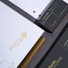 Pernix Consulting. Um projeto de Br, ing e Identidade, Tipografia, Design de logotipo e Desenho tipográfico de Monotypo Studio - 02.02.2020