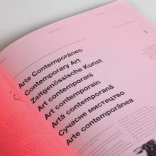 Monotypo Art Issue. Um projeto de Direção de arte e Design gráfico de Monotypo Studio - 02.02.2020