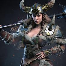 Viking. A 3-D, 3-D-Modellierung, Videospiele, Design von 3-D-Figuren, 3-D-Design und Videospielentwicklung project by Manu Herrador - 03.02.2020