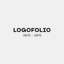 Logofolio 2015/2019. A Br, ing & Identit project by Rodrigo Pizarro - 02.03.2020